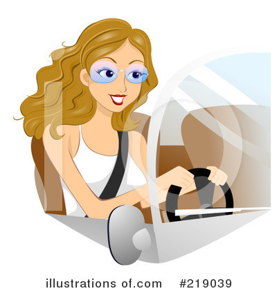 Driving Clipart  219039   Illustration By Bnp Design Studio