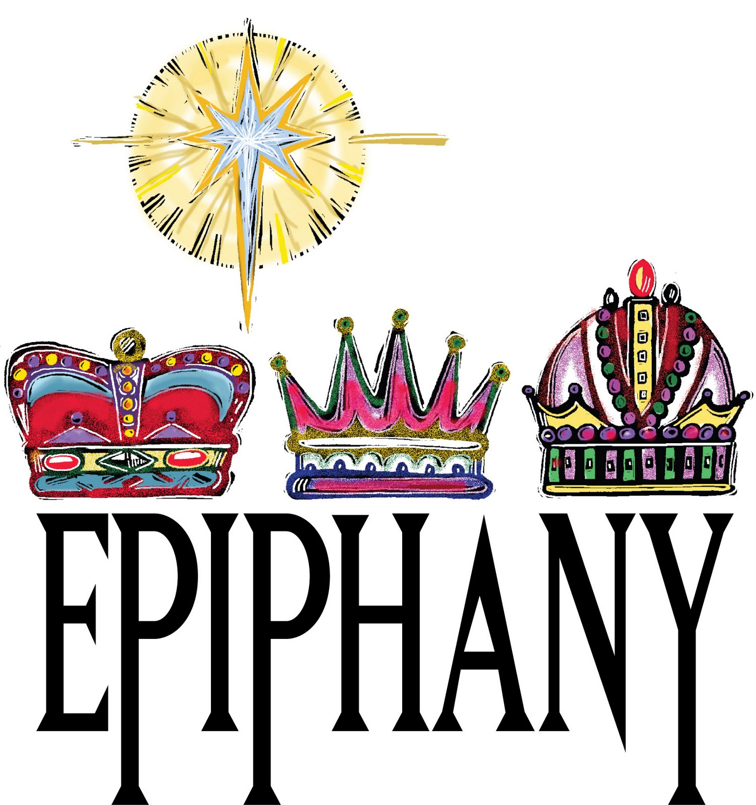 Epiphany Potluck Brunch January 5th   St  Mary S Hamilton Village