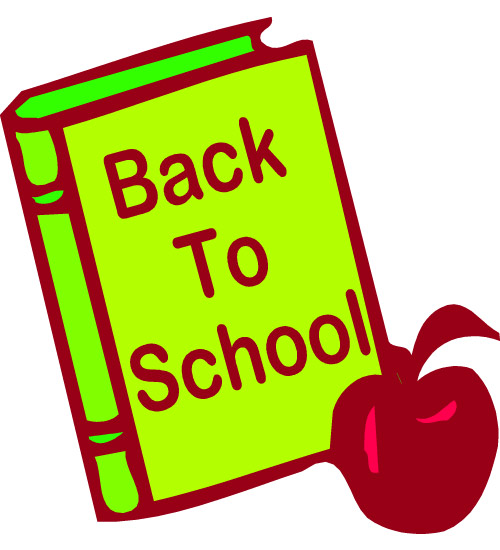Free Back To School Clipart   Download Free Clip Art