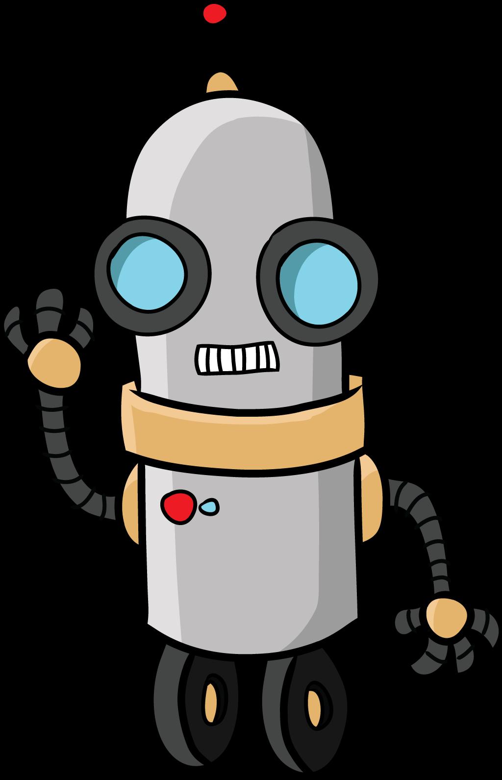 Cartoon Robot Toy : Robot clipart suggest