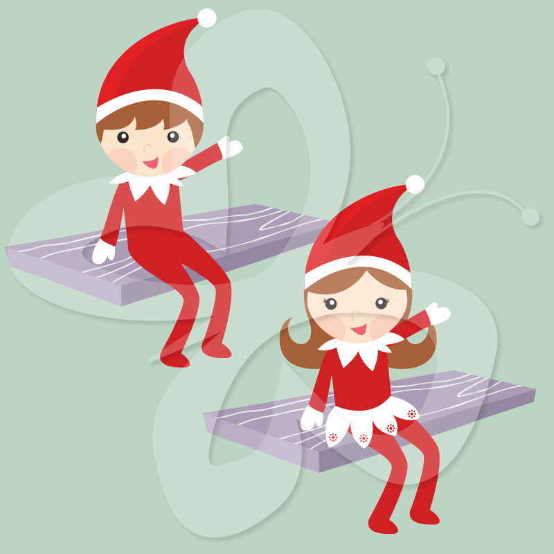 Clip Art Elf On The Shelf Clipart elf on the shelf clipart kid home all clip art art