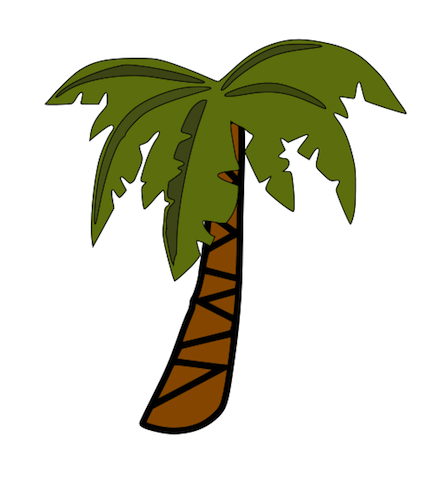 Palm Tree Clip Art Palm Tree