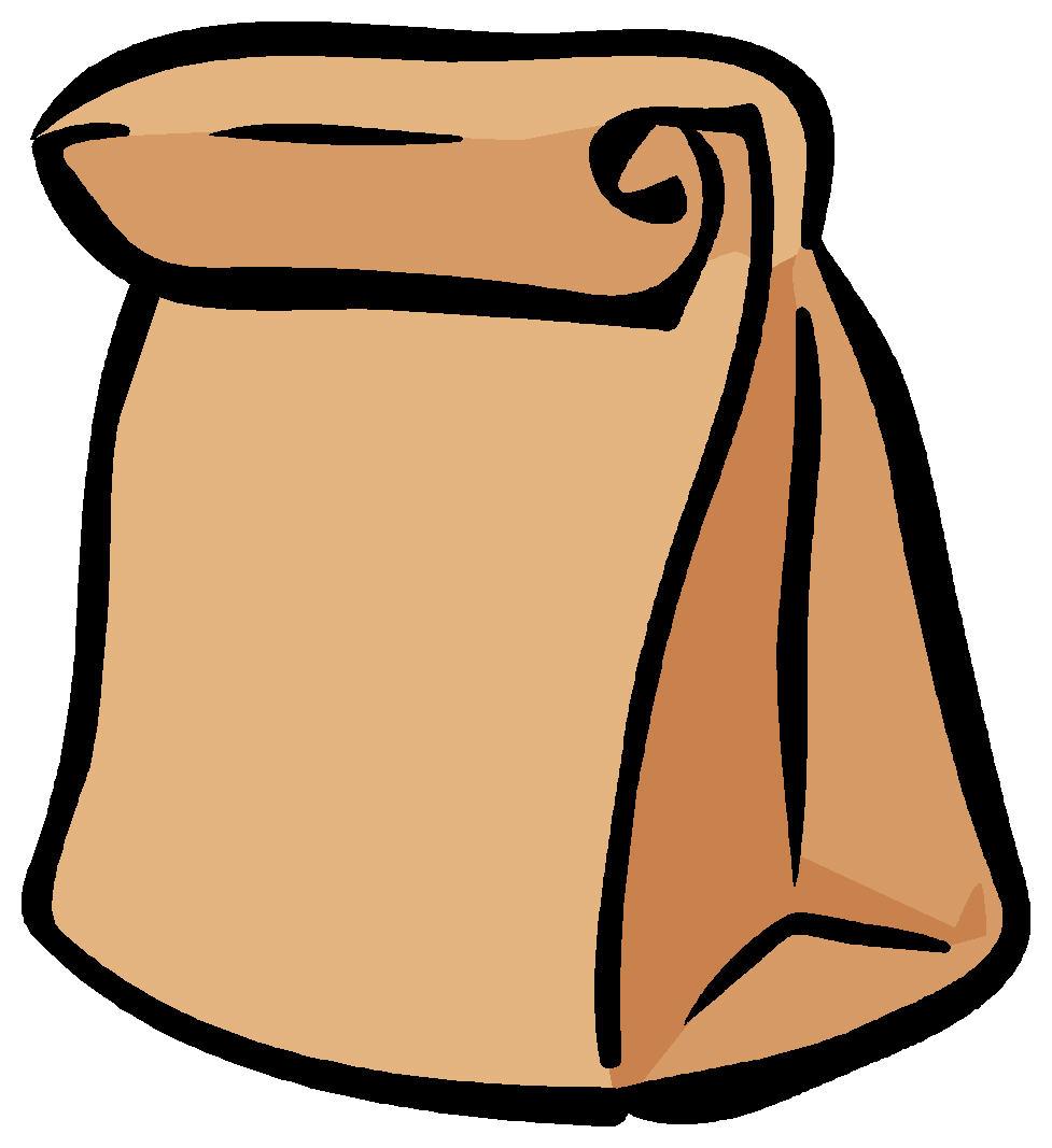Clip Art Paper Bag Clipart paper bag clipart kid panda free images