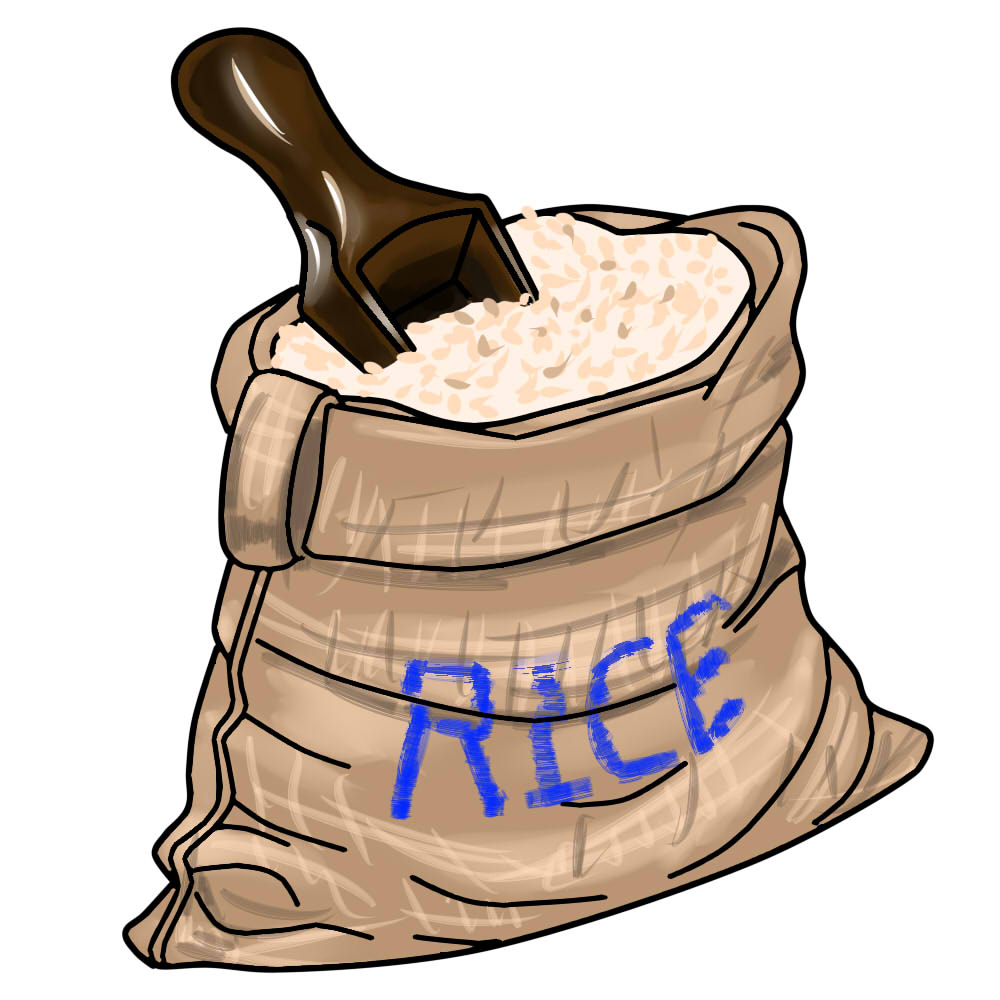 Rice Clipart By Sa Jin Gi On Deviantart