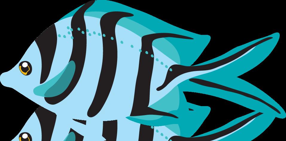 Clip Art Exotic Fish Clipart - Clipart Kid