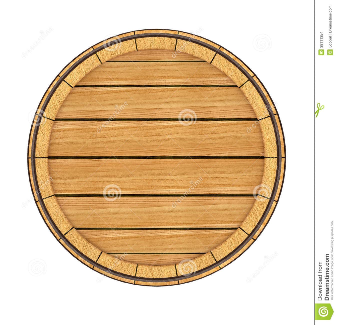 Oak Barrel Clipart - Clipart Suggest