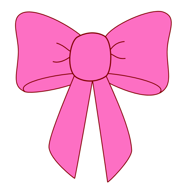 pink bow ribbon clipart clipart suggest free red bow clipart free clipart bow tie