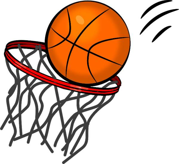 Basketball Clipart  My Counsin Loves Basketball And Basketball Clipart