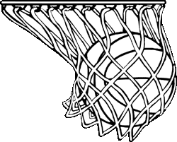Basketball Net   Clipart Best