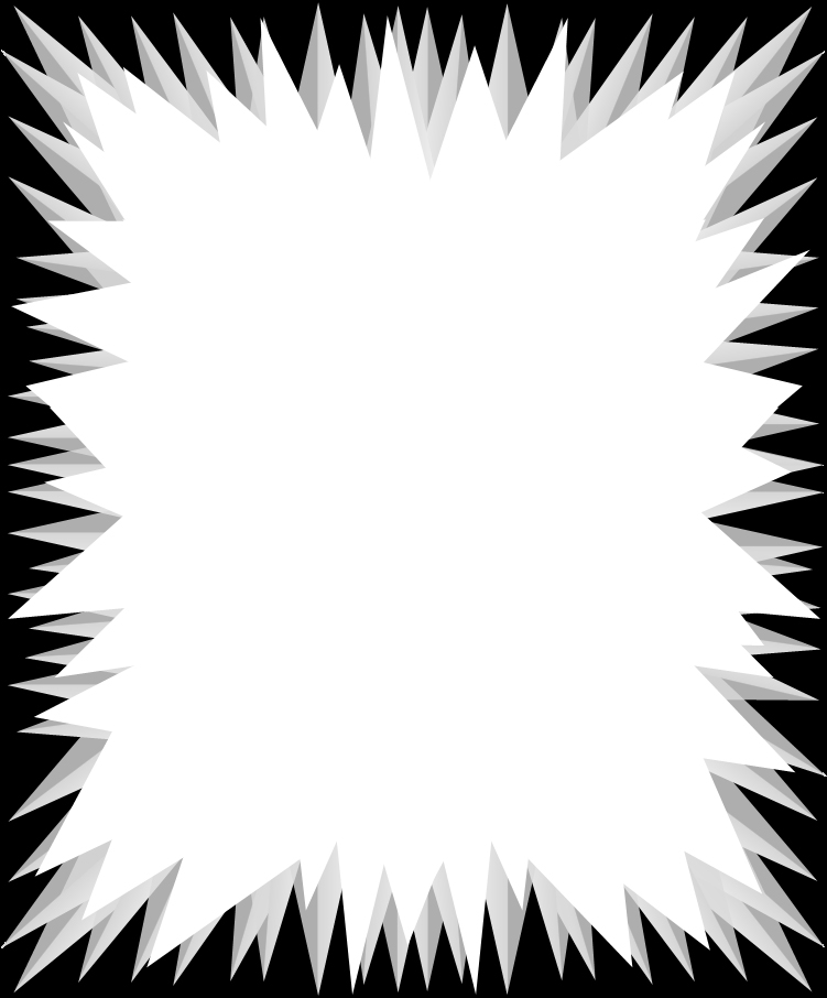 White Border Clipart - Clipart Kid