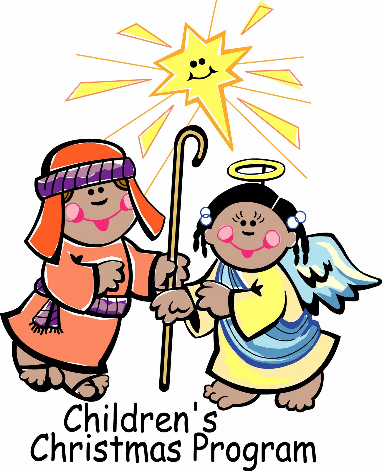 Christmas Program Clipart - Clipart Kid