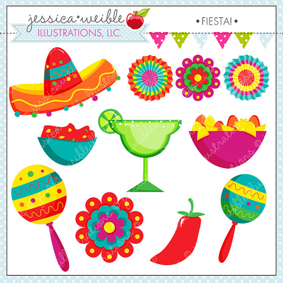 Clipart For Commercial Or Personal Use Spanish Mexican Clipart
