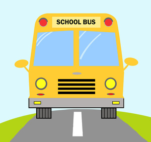 Drive To School Clipart School Bus Clipart Image Clip