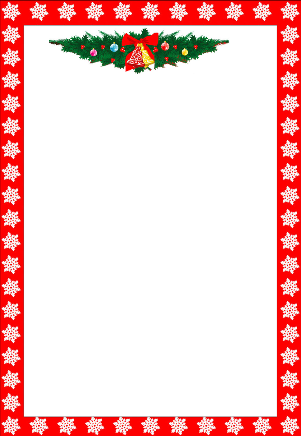 Free Christmas Borders 020511  Vector Clip Art   Free Clipart Images