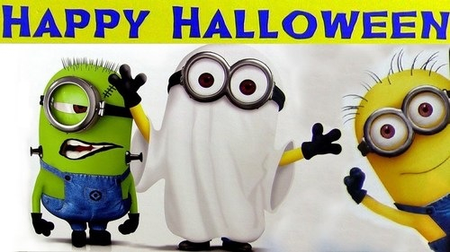 Happy Halloween Minions Pictures Photos And Images For Facebook