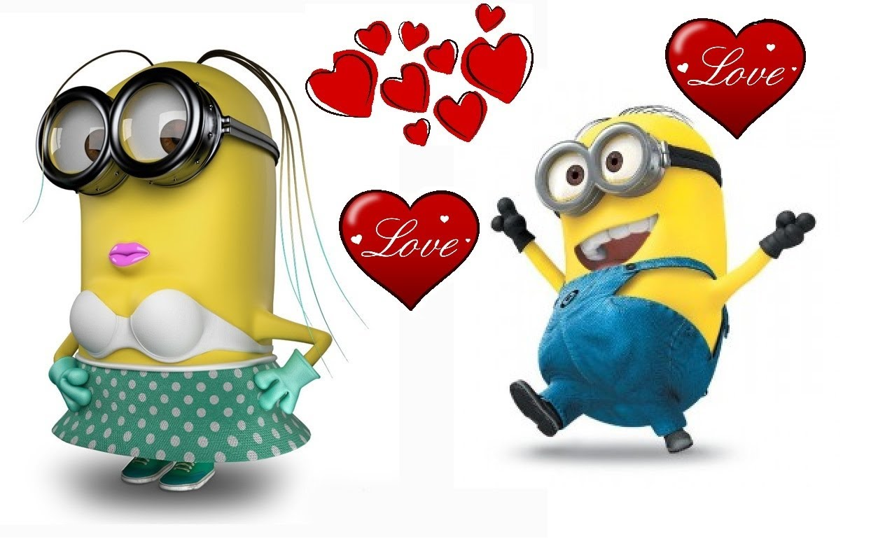 Happy Valentine S Day Minions       Youtube
