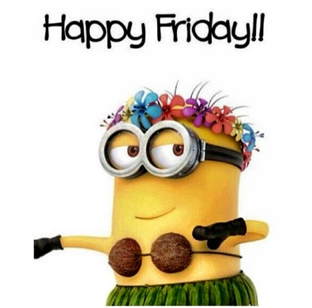 Its Friday Minions Car Pictures
