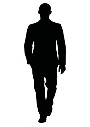 Man Clipart Silhouette   Clipart Panda   Free Clipart Images