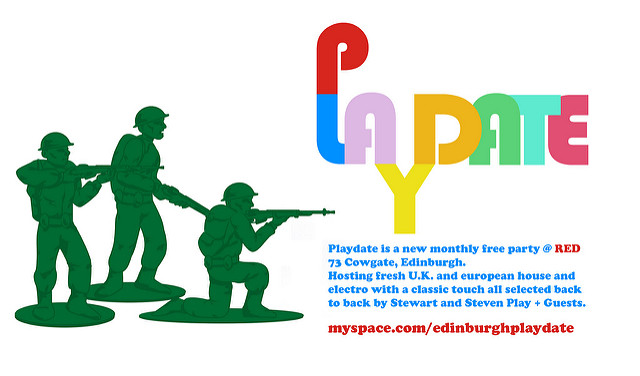 Playdate Poster Army Men   Flickr   Photo Sharing