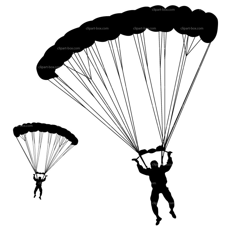 Clip Art Parachute Clipart parachute clipart kid skydiver skydiving