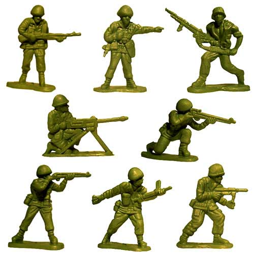 Soldier Clipart Army Green Army Men Toys Clipart