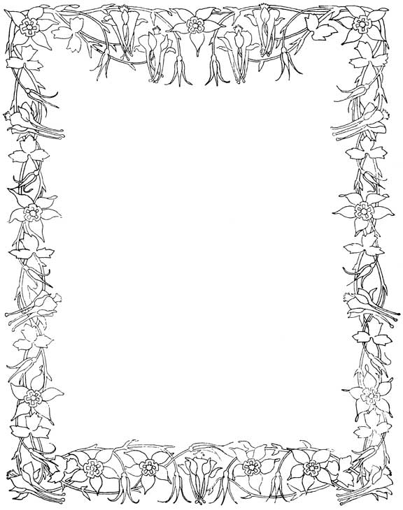Princess Borders And Frames Clipart - Clipart Kid