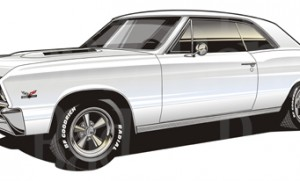 1967 Chevy Chevelle   Clipart Panda   Free Clipart Images