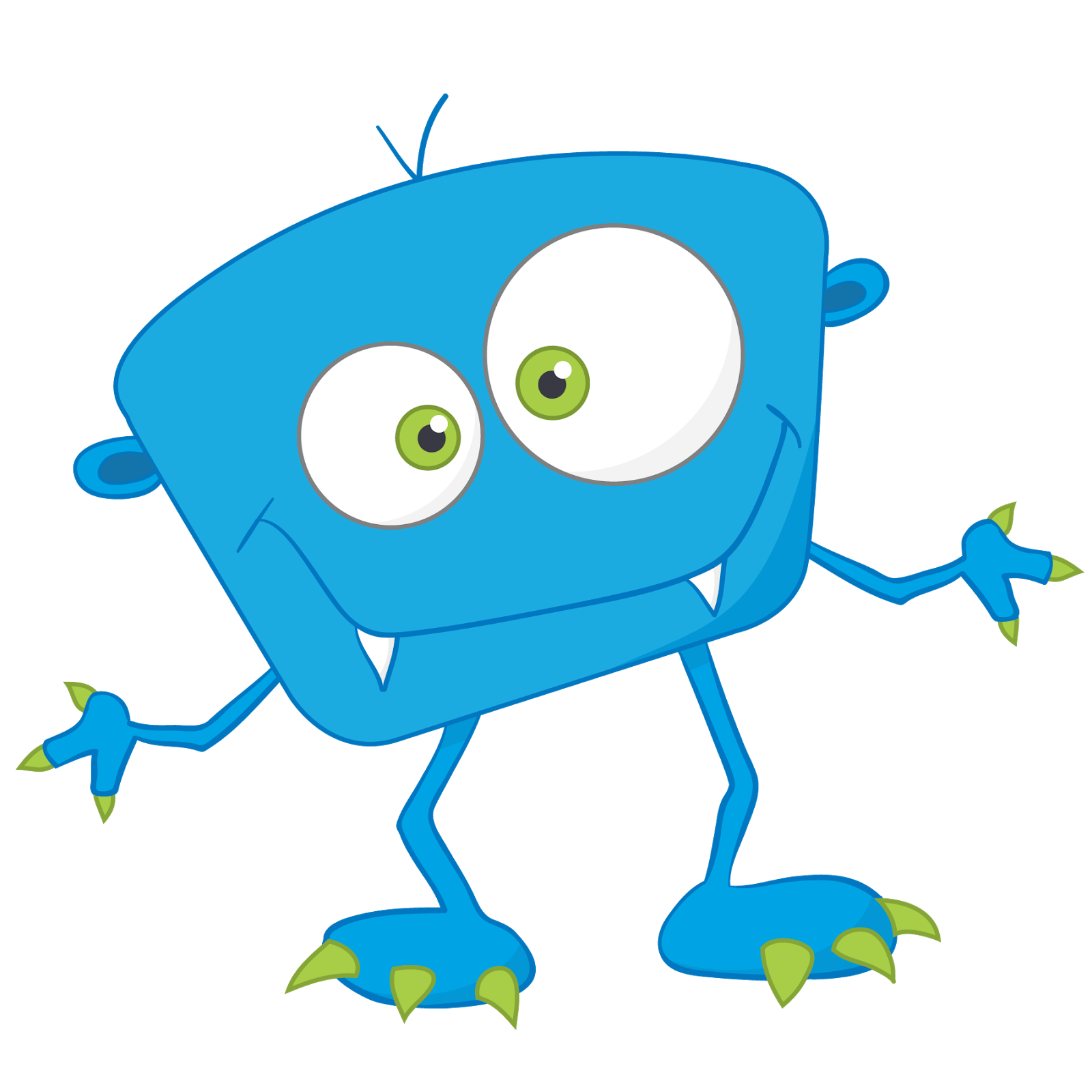 Clip Art Cute Monster Clipart little monster clipart kid all of a sudden those monsters are coming out
