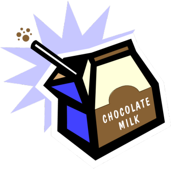 Best Chocolate Milk Clipart  19700   Clipartion Com