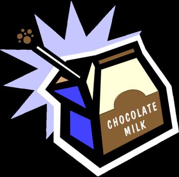 Chocolate Milk Clip Art