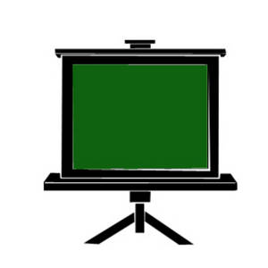 Blank Chalkboard   Clipart Panda   Free Clipart Images