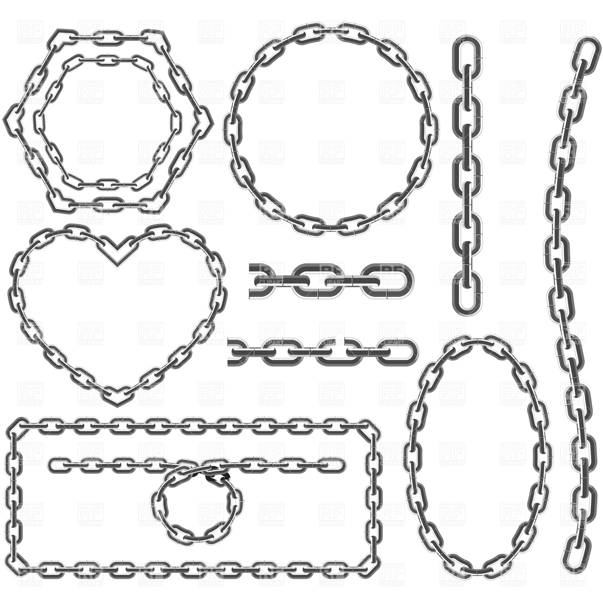 Chain Circle Clipart Images   Pictures   Becuo