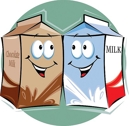 Chocolate Milk Carton Chocolate Milk Cartoon Jpg