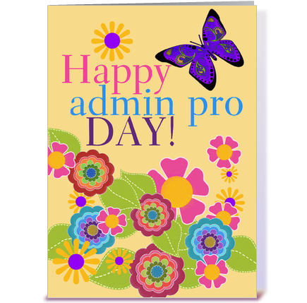 Day Clip Art Http Www Cardgnome Com Listings Happy Admin ...