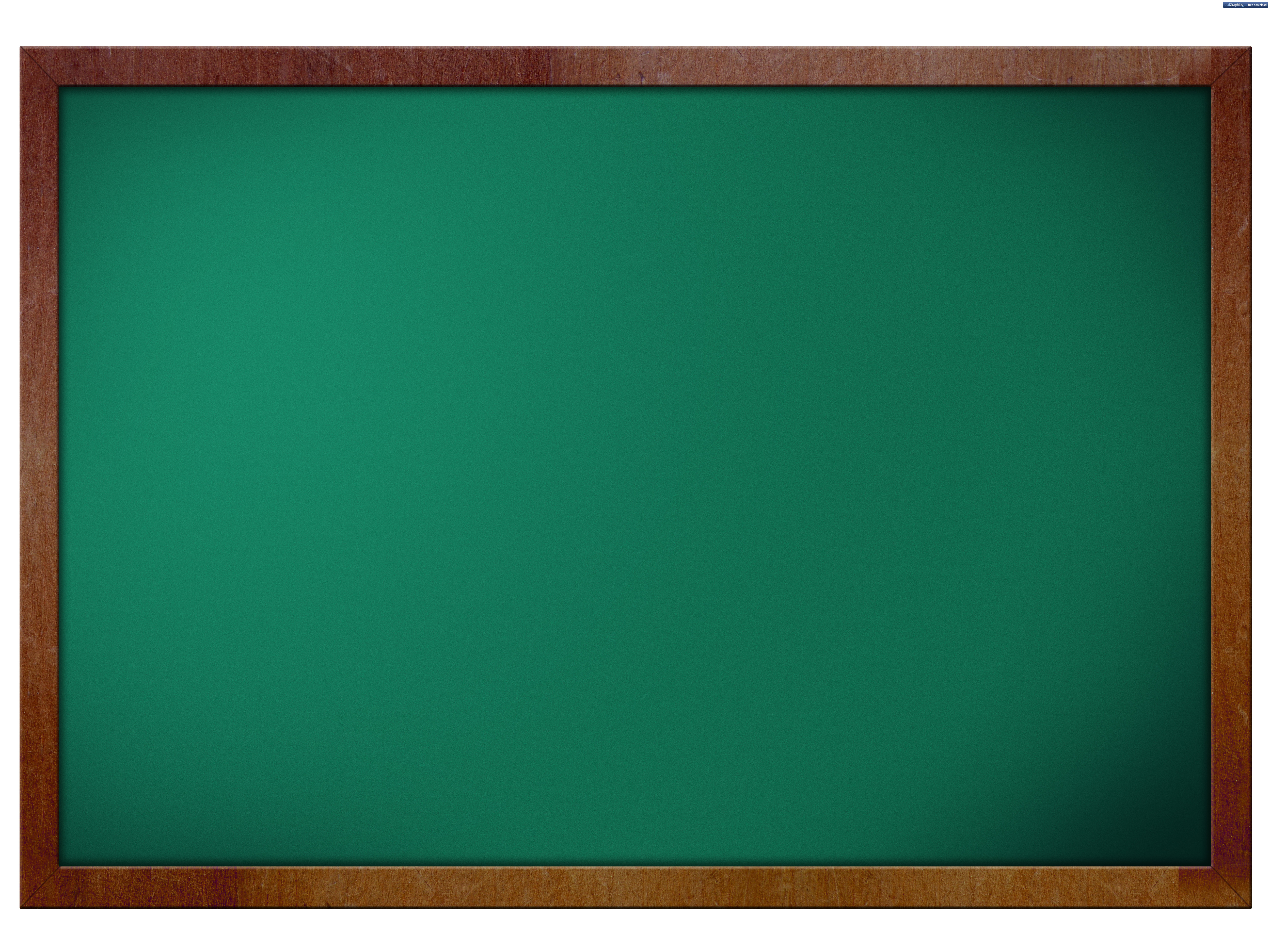 Blank Chalkboard Clipart - Clipart Suggest