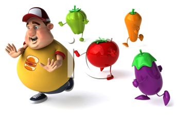 Healthy Food Clip Art