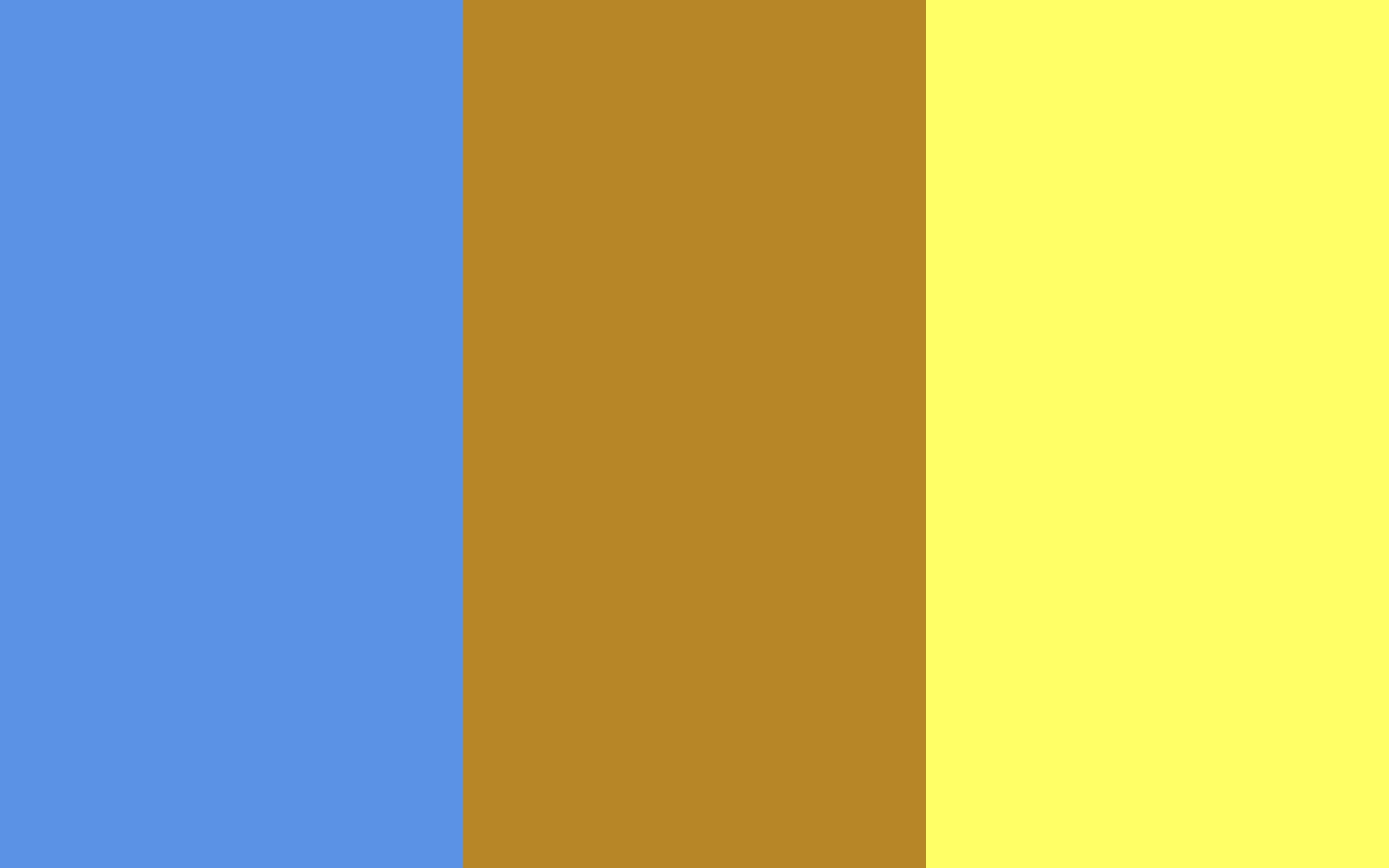 Nations Blue And University Of California Gold Two Color Background