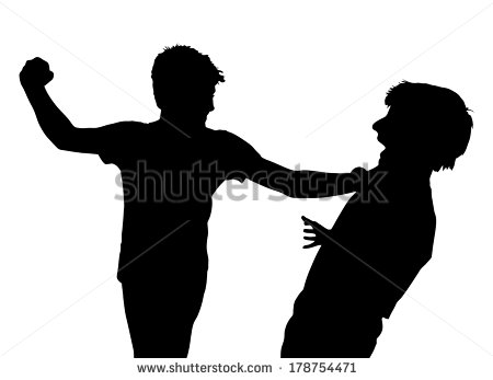 School Fight Stock Photos Images   Pictures   Shutterstock