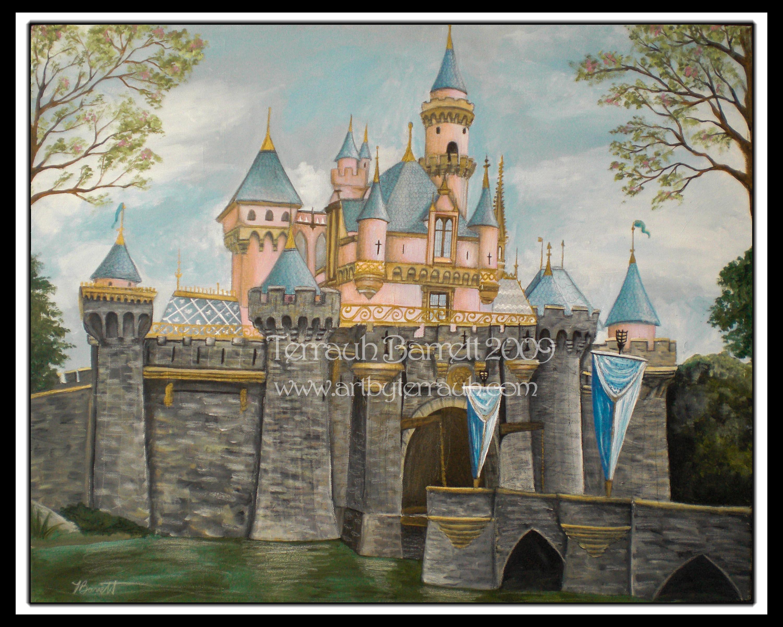 Clip Art Sleeping Beauty Castle Disneyland Clipart ...