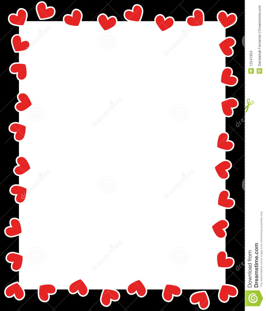 ... day borders clipart clipart ... Valentines Day Candy Hearts Clip Art