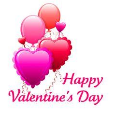 Happy Birthday Valentine's Clipart - Clipart Kid