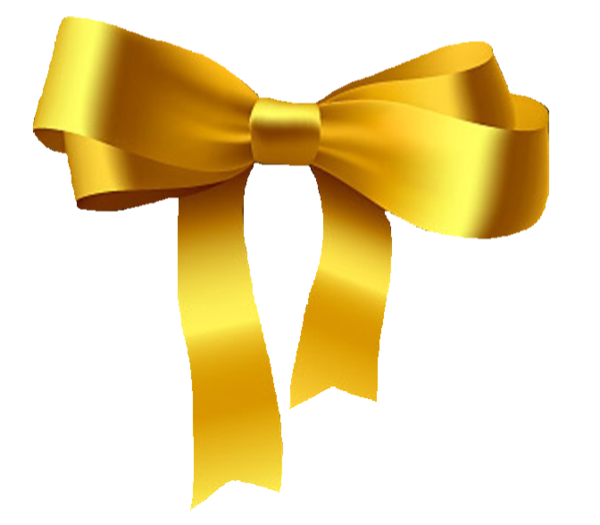 Gold Bow Clip Art At Clker Com Vector Clip Art Online Royalty Free