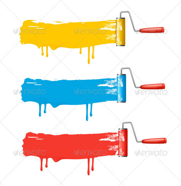 Pin Paint Brush Icon In Photoshop By Designinstructcom On Pinterest
