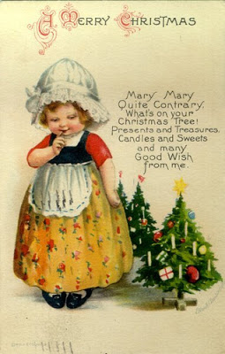 Vintage Graphics Thanksgiving And Christmas