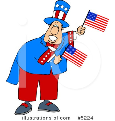Country Americana Clipart