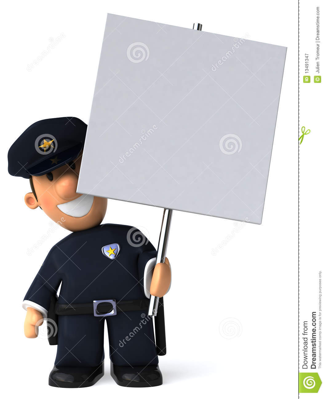 Police Officer Royalty Free Stock Photography   Image  13491347
