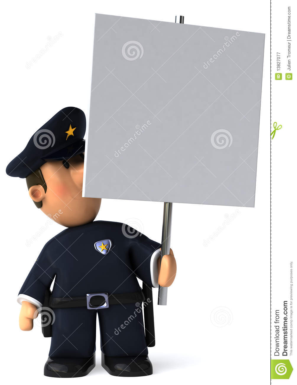 Police Officer Royalty Free Stock Photography   Image  13827077