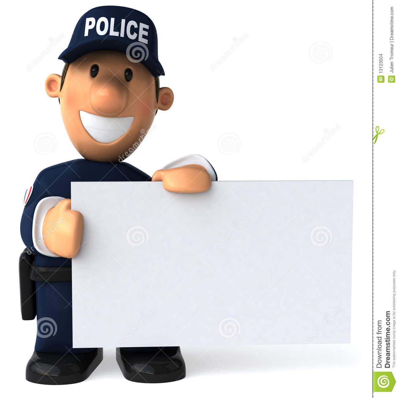 Police Officer Stock Images   Image  13123504
