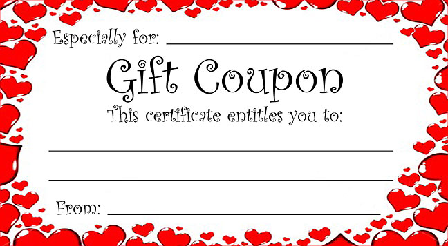 Printable Gift Certificates Clipart Clipart Kid – Free Printable Gift Voucher