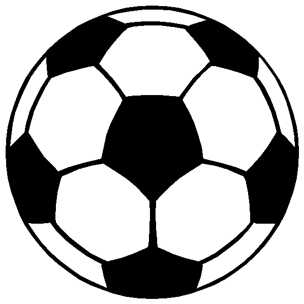 Soccer Goal Clip Art Black And White   Clipart Panda   Free Clipart